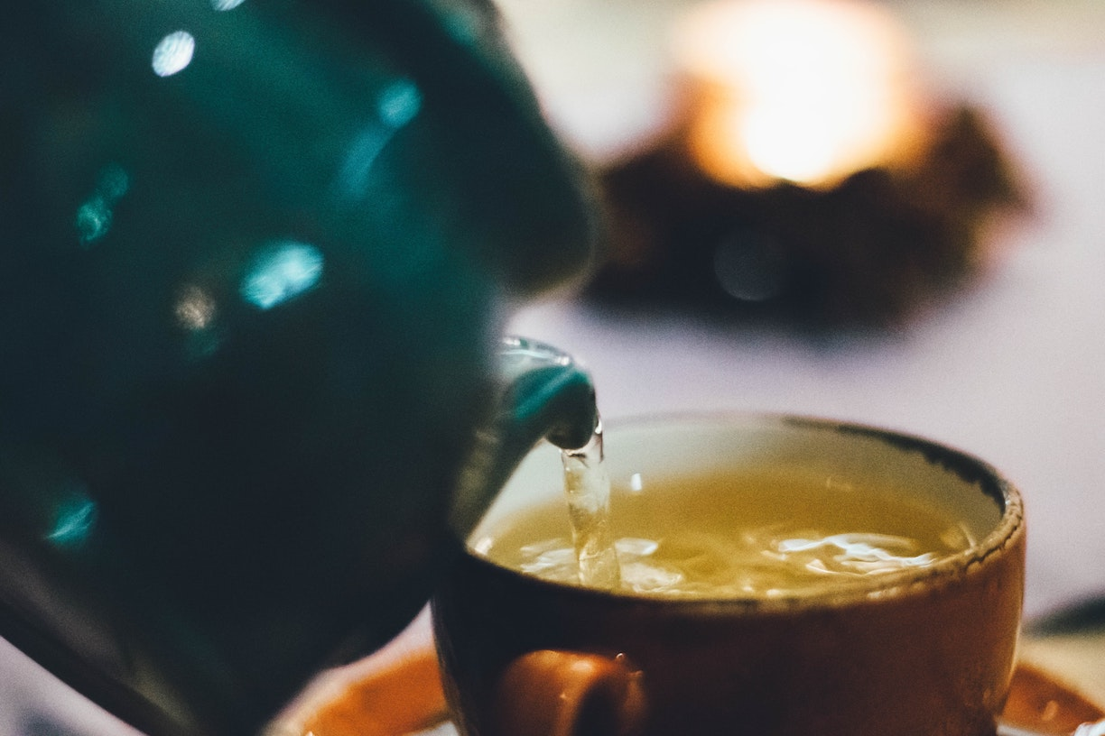 Herbal Tonics for Digestion
